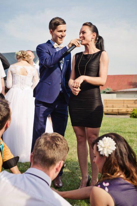 Odpolední svatební program